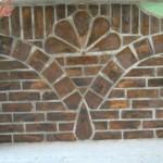 Estikina fasada od starog crepa 1