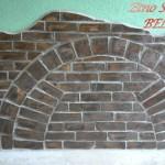 Estikina fasada od starog crepa 3