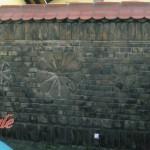 Batina fasada - stara cigla i crep