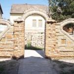 Bojanova ograda od stare cigle 1